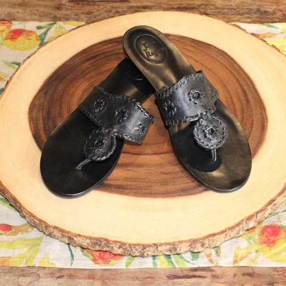 Jack Rogers Shoes - JACK ROGERS - Capri Black